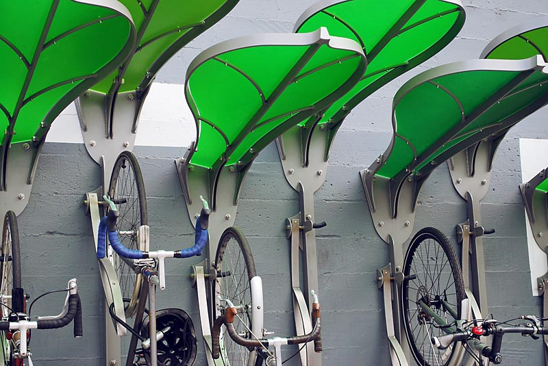 Biking as Part of Green Building Practices