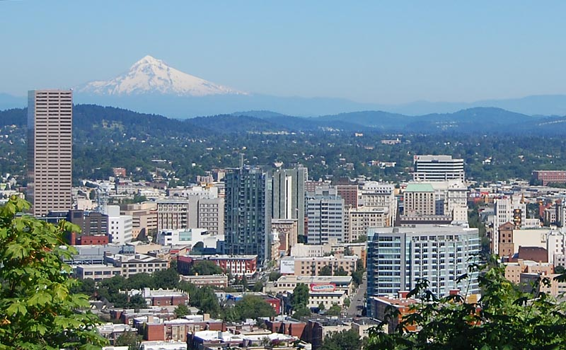 Portland Leads in Green Building Practices